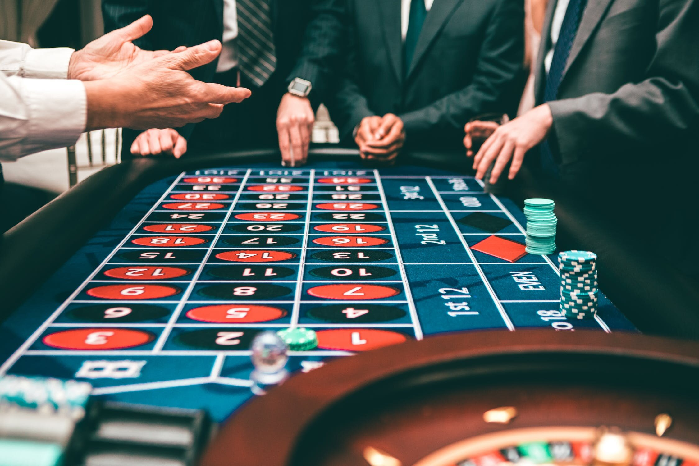 Is Gambling Legal?