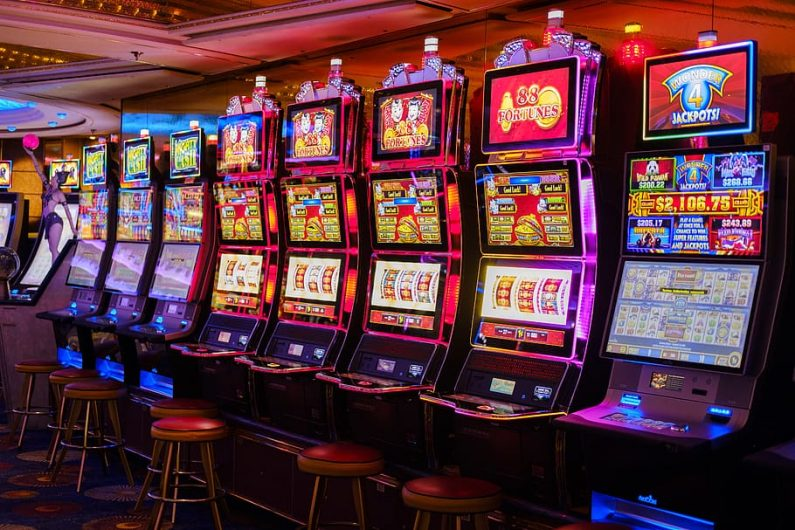 Free Slots – Play Slot Machine Games Online