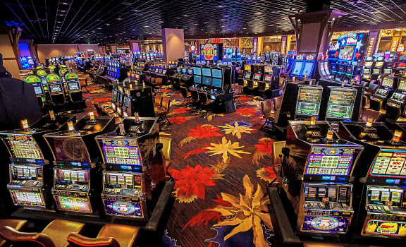 What Everyone Else Does About Casino