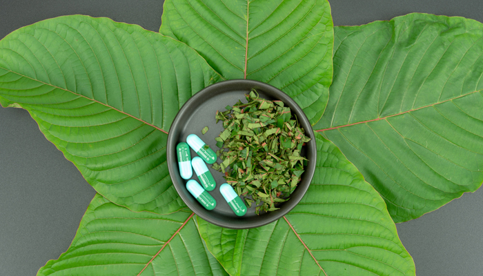 Secured No Anxiety Kratom Extract