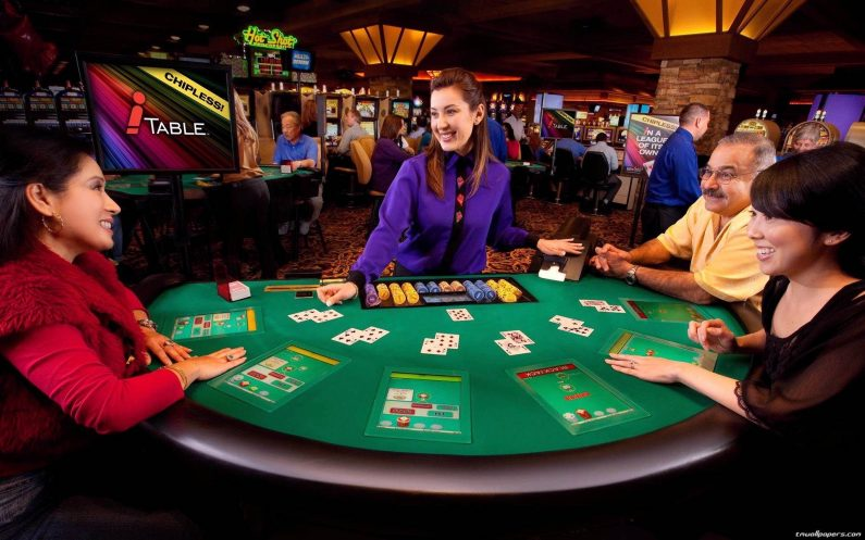 Three Causes Online Casino Is A Waste Of Time